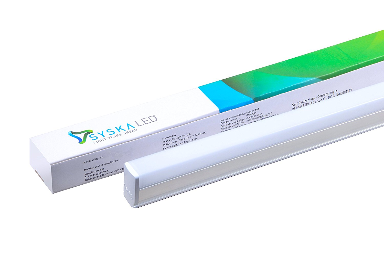 SYSKA T5 Tubelights | Ulaginoli Energy Solutions for t5 led tube light philips  75tgx