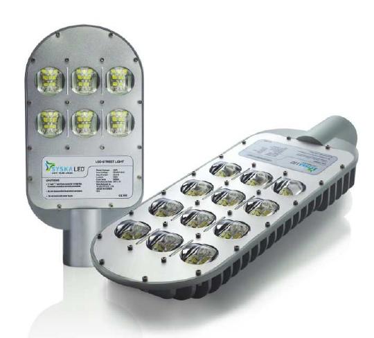 syska led street light ssk st ulaginoli energy solutions