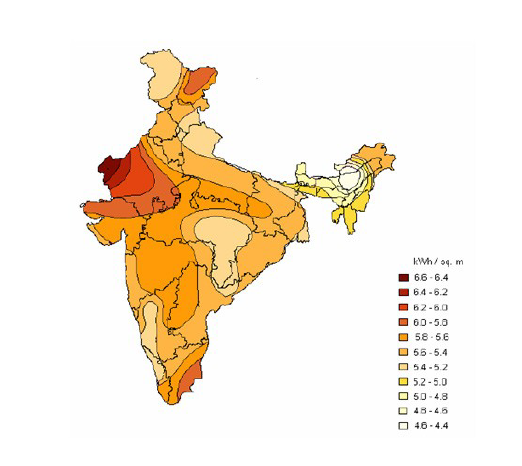 solar-radiation-data-india