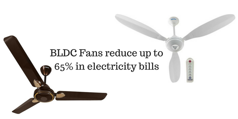 The journery of energy efficiency in ceiling fans