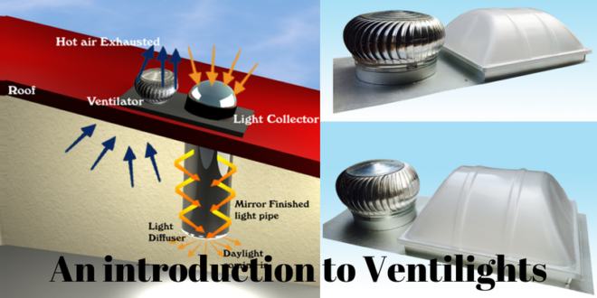 An introduction to Ventilights