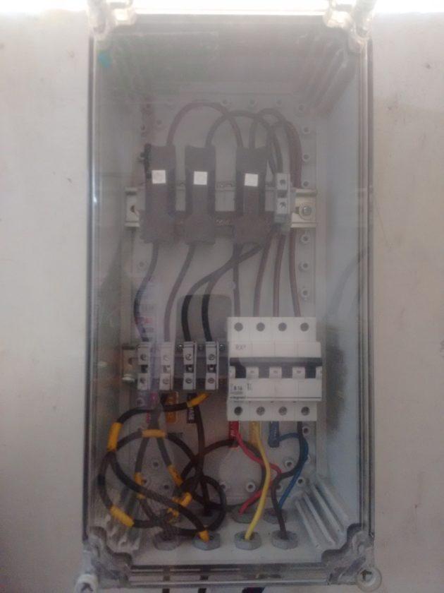 AC Distribution Box ACDB
