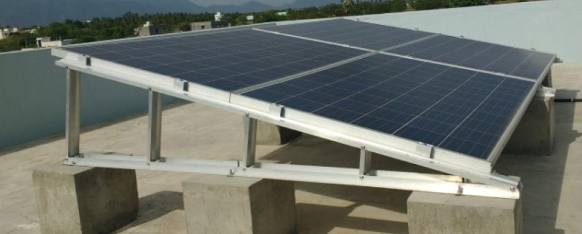 An Introduction To Solar Pv Module Mounting Structures